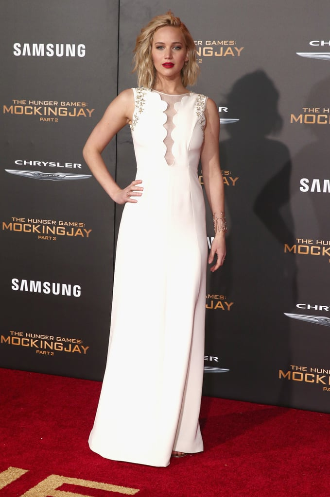 Pictured: Jennifer Lawrence