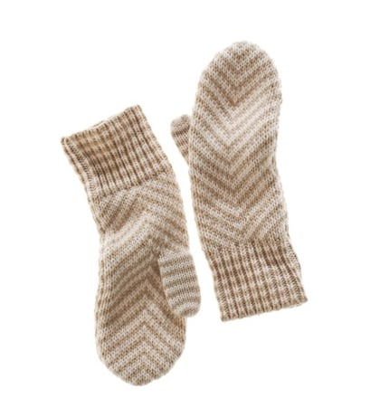 Madewell Ski Lodge Mittens ($23, originally $30)