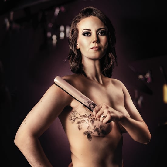 Mastectomy Tattoos in GHD Ink on Pink Campaign