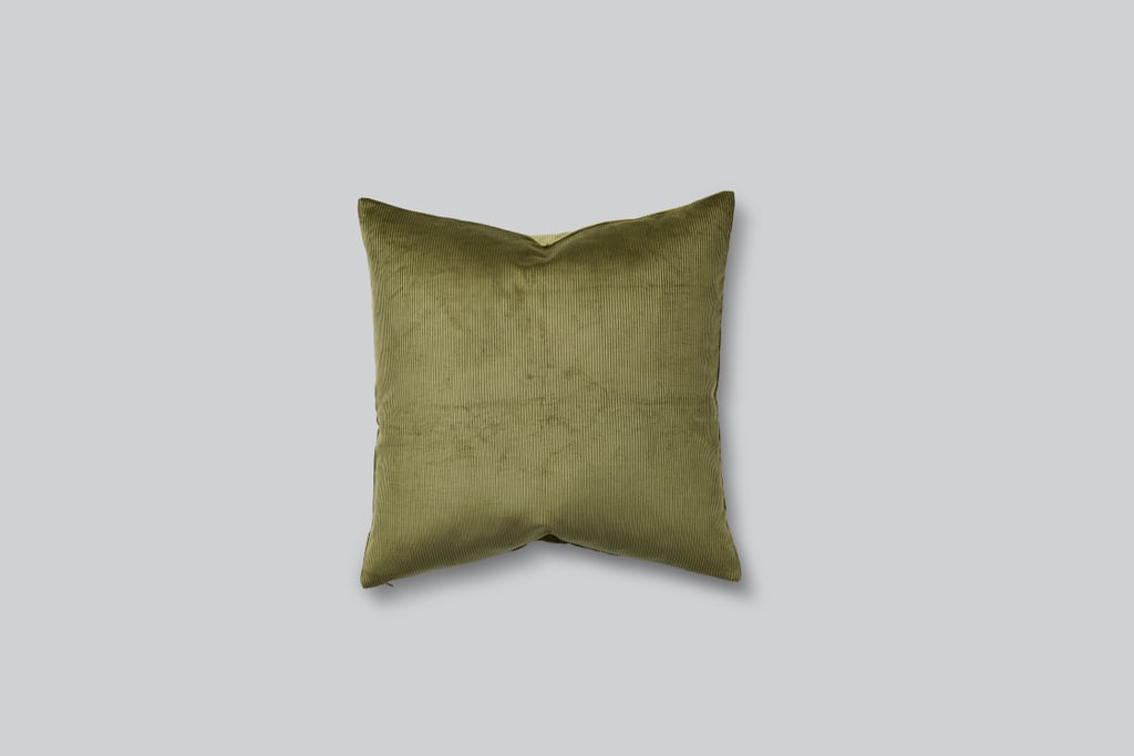 In Bed Square Corduroy Cushion, from $90