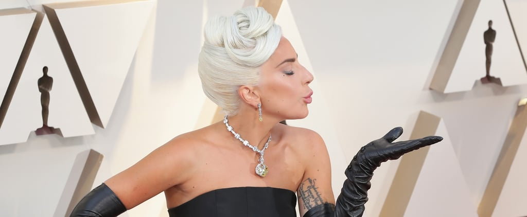 Lady Gaga's Necklace at the 2019 Oscars