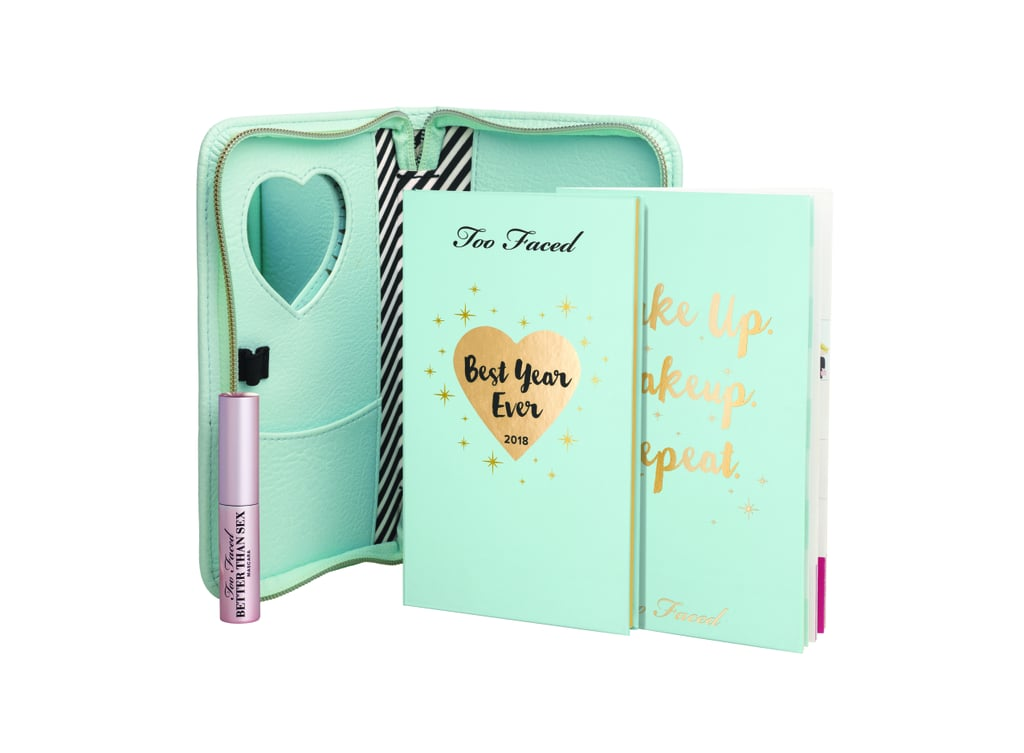 Too Faced Pretty Little Planner | Too Faced Holiday 2017 ...
