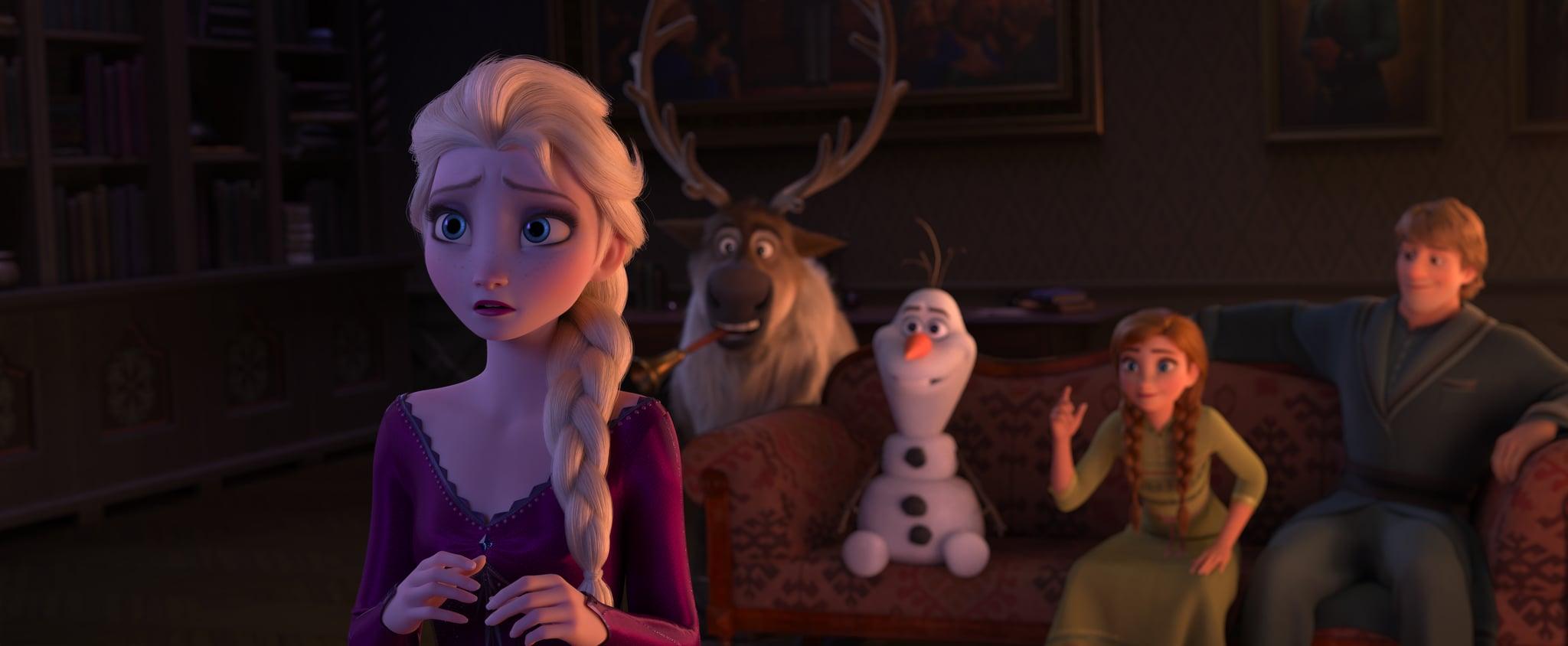 What Parents Should Know About Frozen 2   Parents' Guide