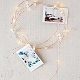 BUY: Urban Outfitters Firefly Clip String Lights, $32.80