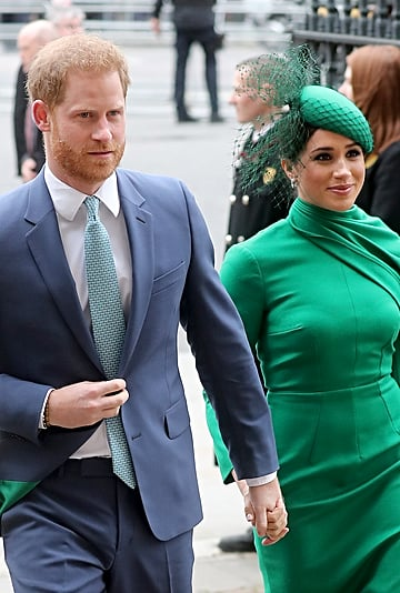 """Prince Harry and Meghan Markle Reveal """"Archewell"""" Nonprofit"""