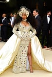 Her Royal Rap Highness Cardi B Has Blessed Us All With Her Met Gala Beauty Look