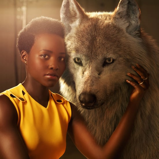 The Jungle Book Cast's Photo Shoot With Animals