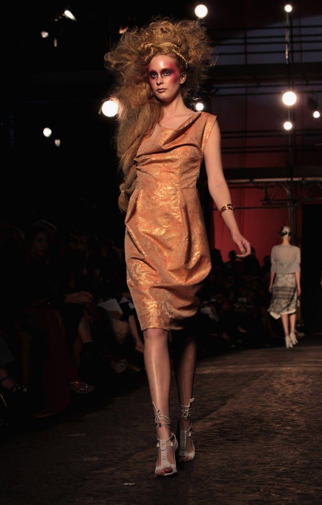 Vivienne Westwood Red Label Spring 2012