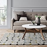 Hi Lo Color Block Rug