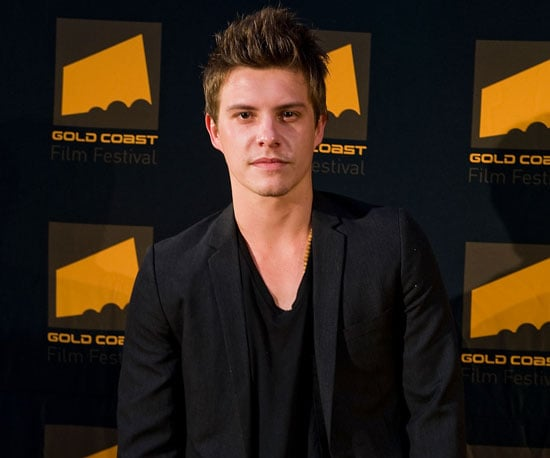 Slide Picture of Xavier Samuel at the Gold Coast Film Festival in Australia