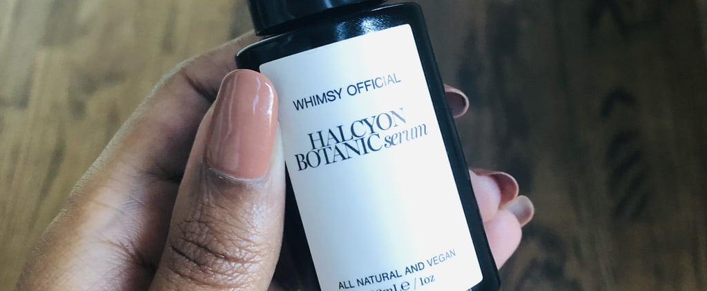 Whimsy Official Halcyon Botanic Serum Review