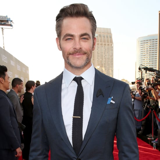 Chris Pine at Star Trek Beyond San Diego Premiere 2016