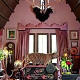 Dita Von Teese's Living Room