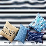 Whale Line Outdoor Rug