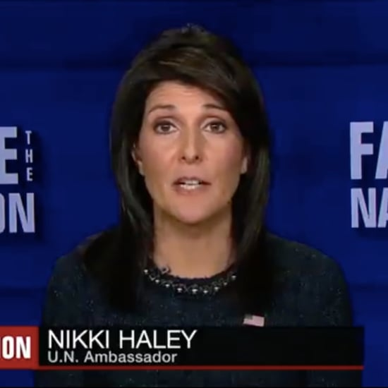 Nikki Haley on Trump's Sexual Misconduct Accusers Dec. 2017