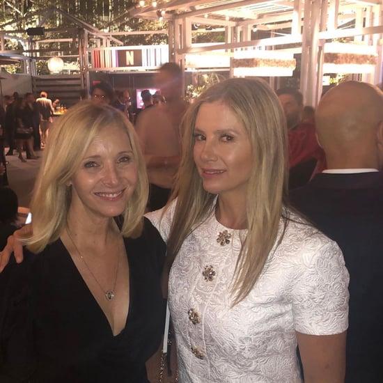 Lisa Kudrow and Mira Sorvino Had a Romy and Michele Reunion