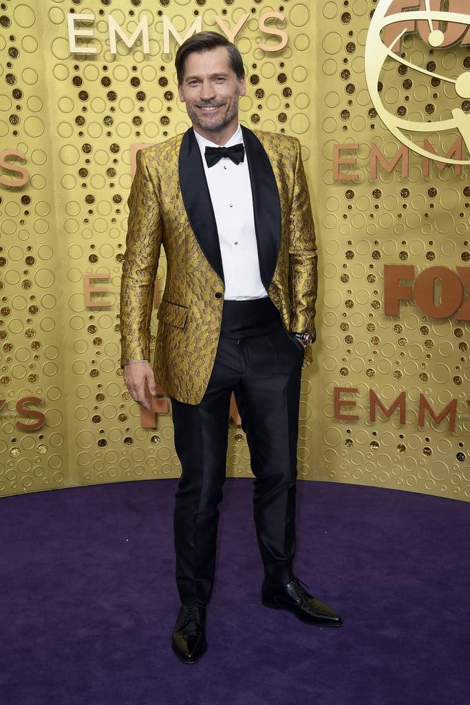 Nikolaj Coster-Waldau at the 2019 Emmys
