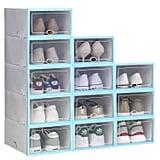 IRONLAND Shoe Storage Boxes