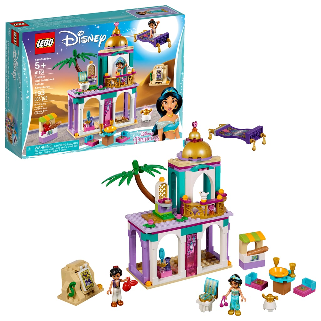 Lego Disney Aladdin and Jasmine's Palace Adventures
