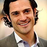 Real-life royals are just as handsome — Prince Carl Philip of Sweden has the classic good looks of a Disney prince.
