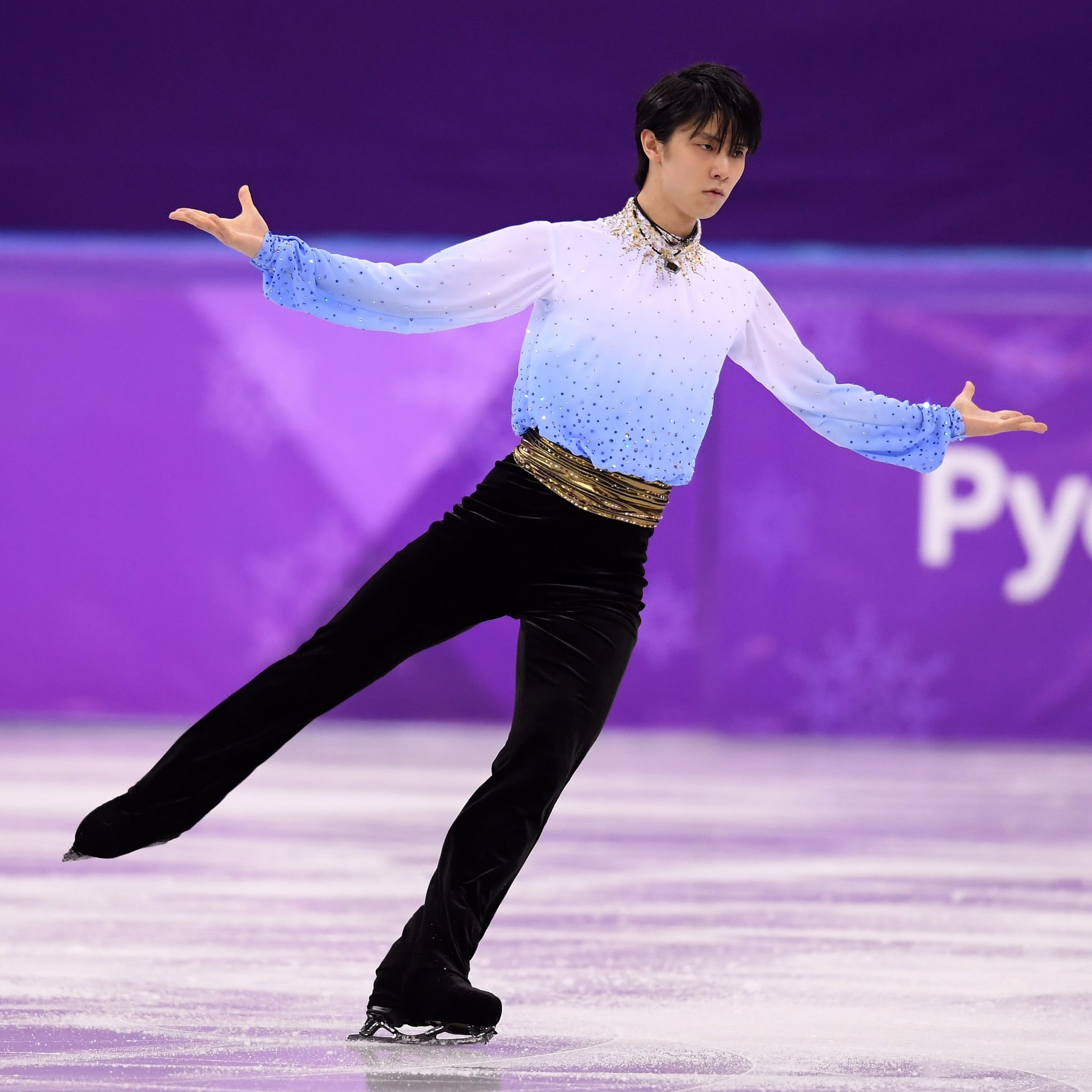 Image result for yuzuru hanyu olympics 2018
