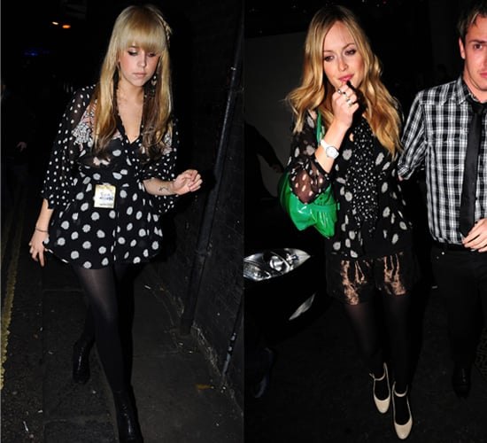 Who Wore It Better? Celia Birtwell for Topshop