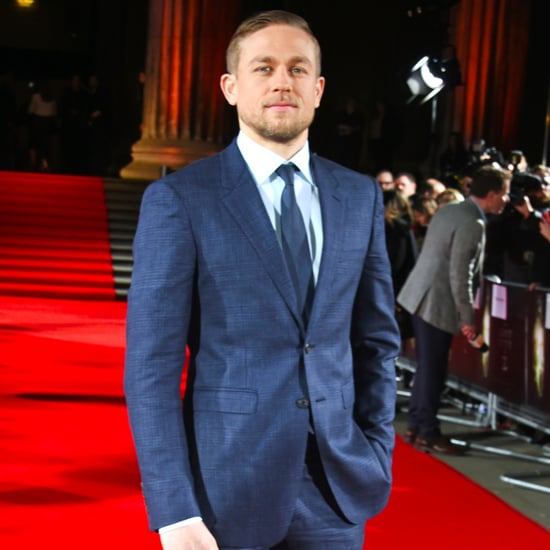 Charlie Hunnam Talks About Fifty Shades of Grey 2017