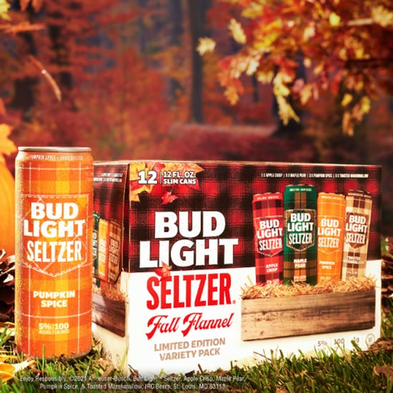 Bud Light Pumpkin Spice Seltzer Review