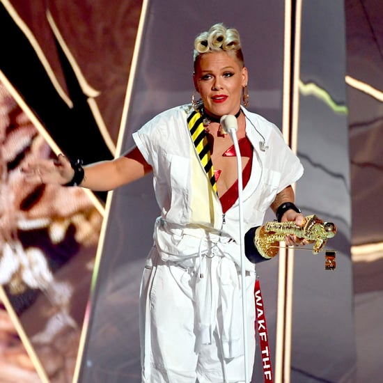 Pink's Video Vanguard Speech at 2017 MTV VMAs