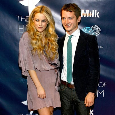"Elijah Wood And Riley Keough Host ""The Art of Elysium"""