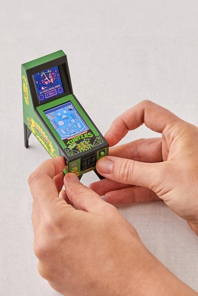 Teenage Mutant Ninja Turtles Pinball Tiny Arcade Game