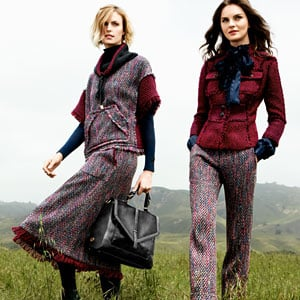 Multicolored Tweed