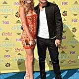 Bella Thorne and Gregg Sulkin Teen Choice Awards | Pictures