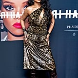 Rihanna at Her Visual Autobiography Book Launch in NYC