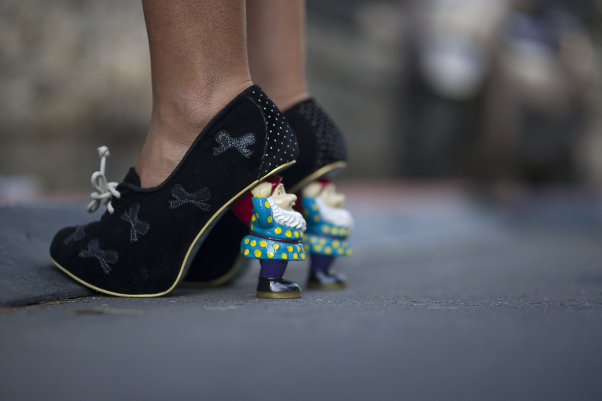 The quirkiest, most adorable shoes ever? We think so.
