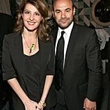 Ian Gomez and Nia Vardalos