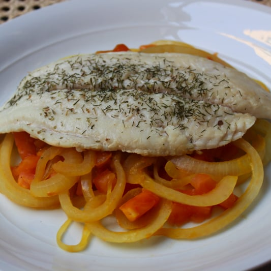 Dijon Fish Fillet Recipe