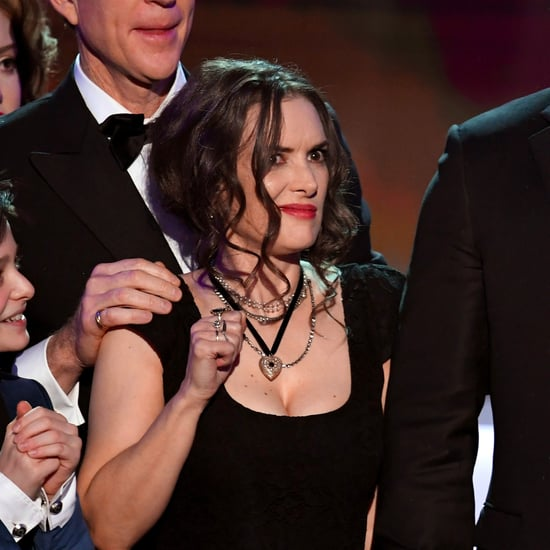 Winona Ryder Memes From the 2017 SAG Awards