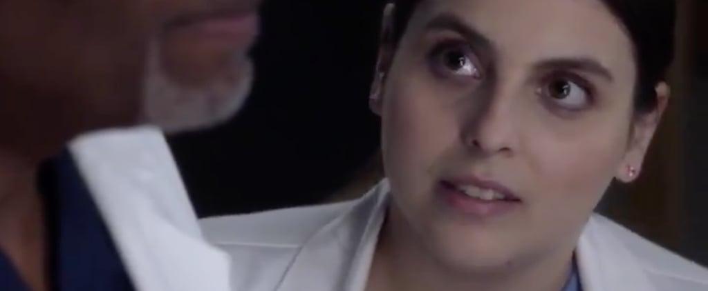 Watch Beanie Feldstein as Tess Desmond on Grey's Anatomy