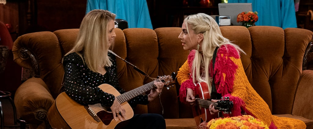 Lady Gaga's Phoebe-Inspired Outfit at Friends Reunion