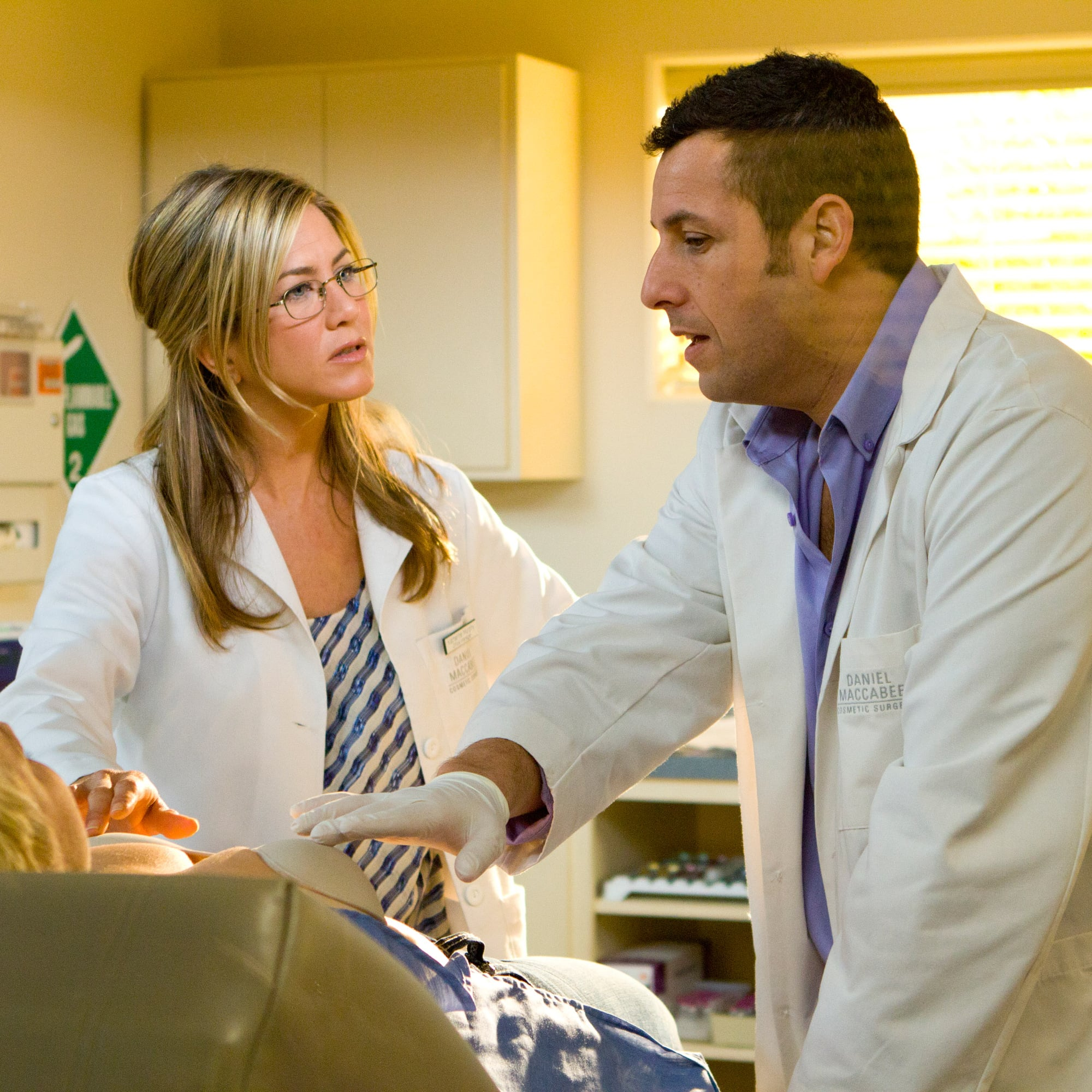 Jennifer Aniston and Adam Sandler Movies | POPSUGAR