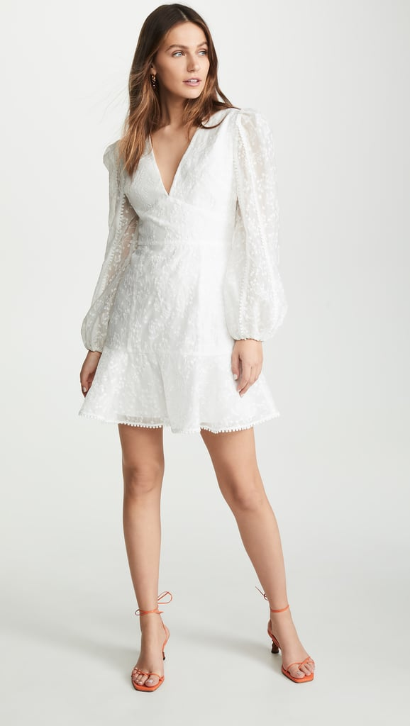 Keepsake Wild Love Long Sleeve Dress