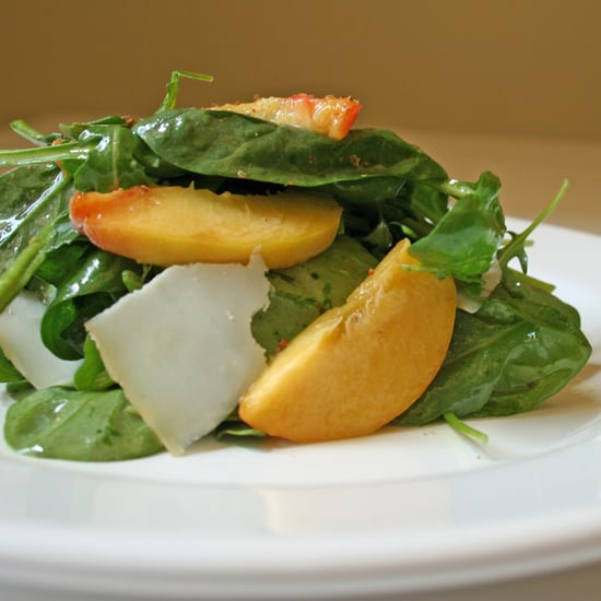 Fenugreek Goat Cheese Salad