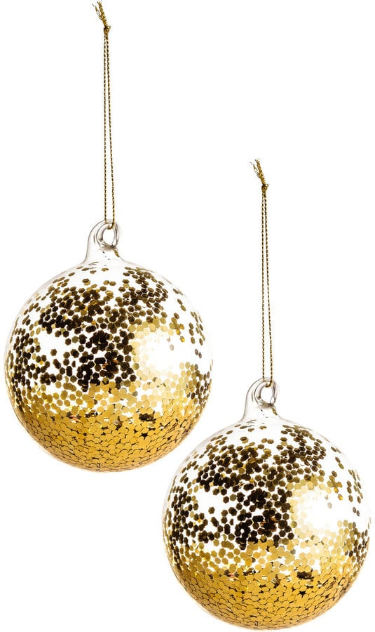 2-Pack Christmas Ornaments ($13)
