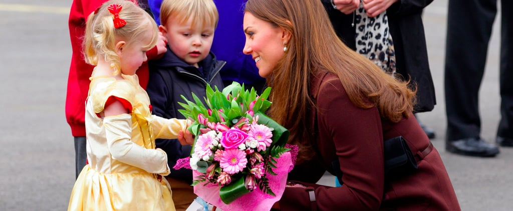 What Does Kate Middleton Do With All Those Flowers?