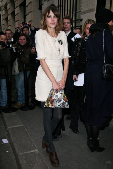 Paris Fashion Week Couture Spring 2010 Celebrity Spotting