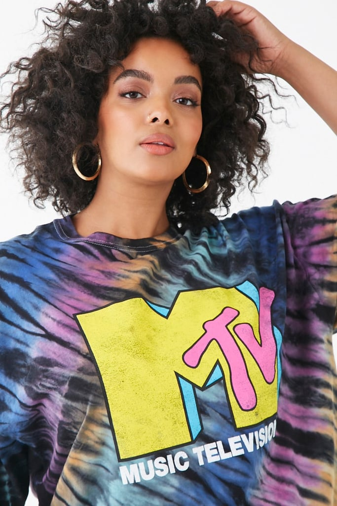 Forever 21 Plus Size MTV Graphic Tee