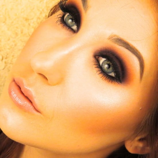 Fall Smoky-Eye Makeup Tutorials