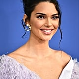 Kendall Jenner at the 2018 CFDA Fashion Awards