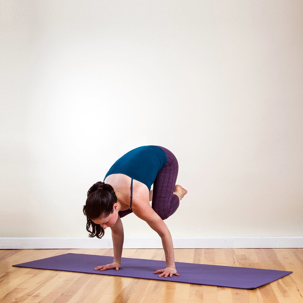A Quickie 4-Minute Yoga Ab Workout